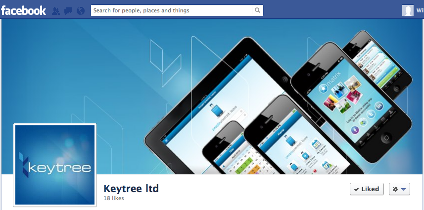Keytree New Facebook Page