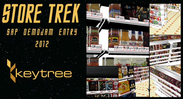 Store Trek - Keytree SAP Demo Jam Entry